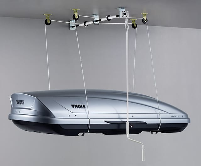Thule Dachboxenlift